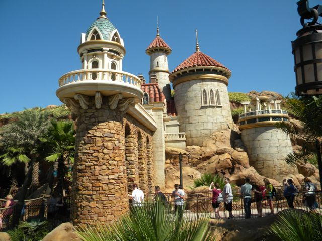 When completed, Walt Disney World's Fantasyland may even surpass the experience found at Disneyland in California. Photo by J. Jeff Kober.