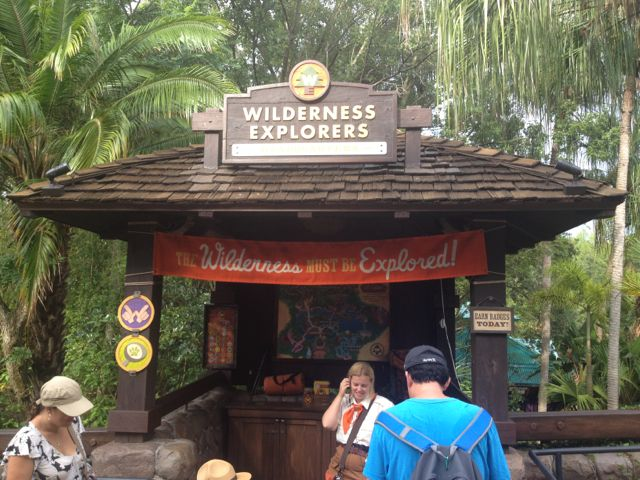 The New Wilderness Explorers Adventure Outpost