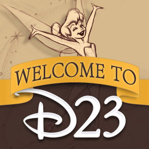 Tinkerbell welcomes new members to D23.