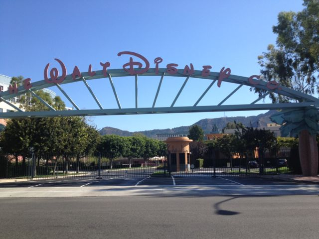 Headquarters for the Walt Disney Company in Burbank, California. Photo by J. Jeff Kober.