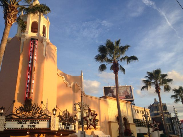 "Labeled as ""Disney's Folly"" Walt overcame opposition and premiered his first full-length feature, Snow White & The Seven Dwarfs at the Carthay Circle Theater. How do you face opposition? These are the lesson's in Disney's Hollywood Studios: From Show Biz to Your Biz. Photo by J. Jeff Kober"