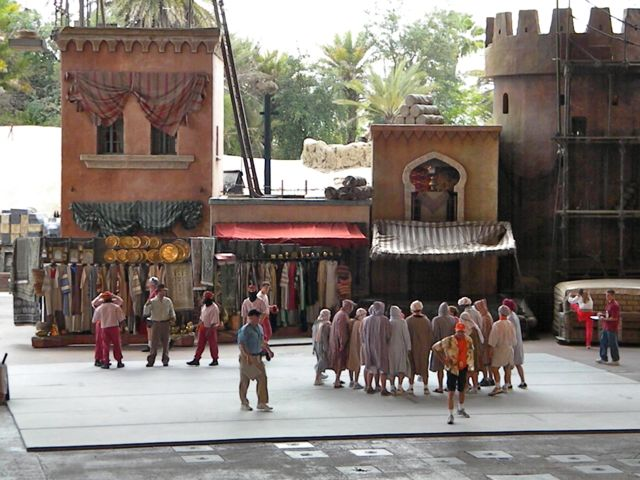 Indiana Jones Epic Stunt Spectacular has been a favorite for many years. Photo by J. Jeff Kober.