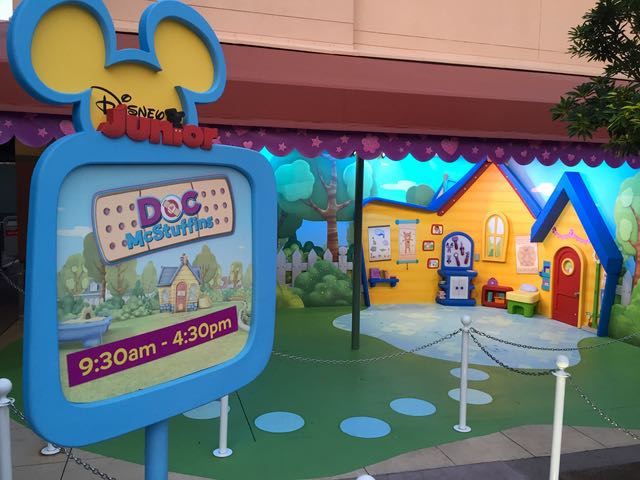 A new photo meet 'n' greet for Doc McStuffins. Photo by J. Jeff Kober.