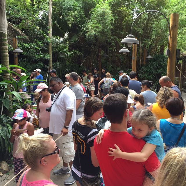 New FastPass+ Queue. Photo by J. Jeff Kober.