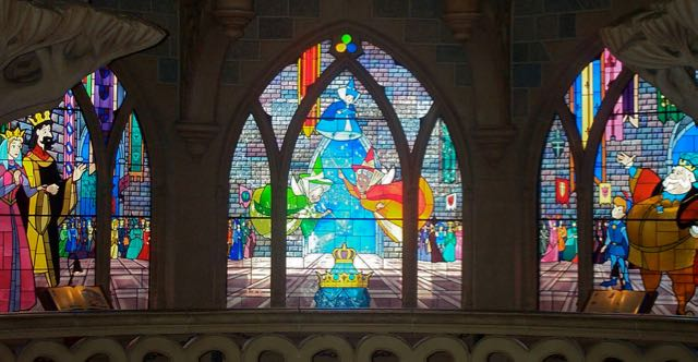 Stunning Stain Glass brings the story to life. Photo by J. Jeff Kober.