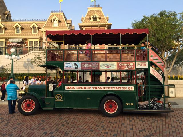 Going to a Disney park means going on a ride. Whatever size that ride may be. Photo by J. Jeff Kober.