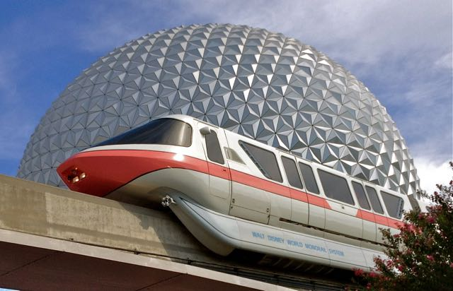 Epcot is a great place to see examples of combined artistic forces coming together. Photo by J. Jeff Kober.