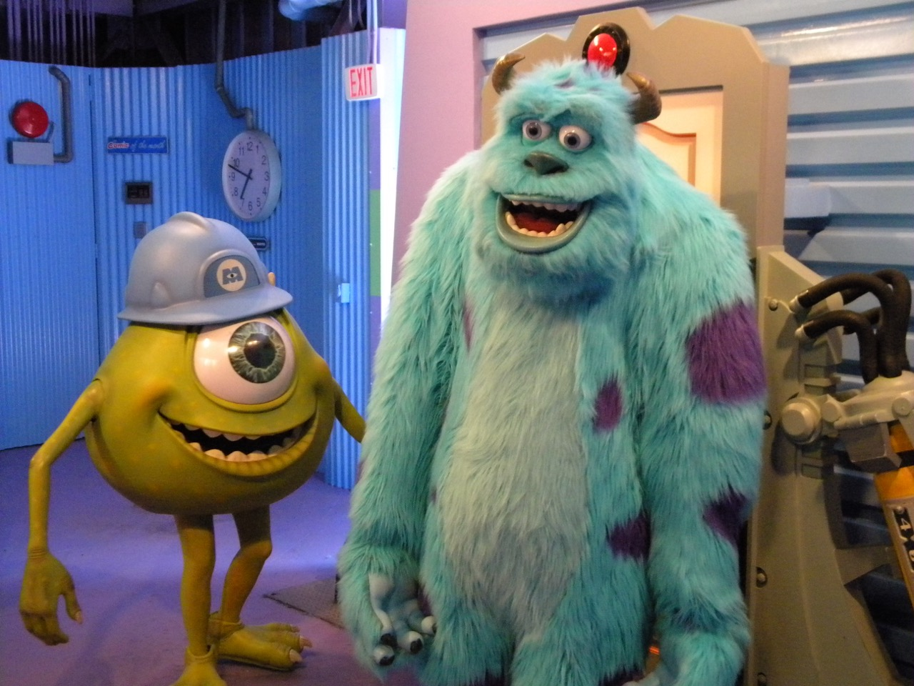 Monsters Inc Disney's Hollywood Studios