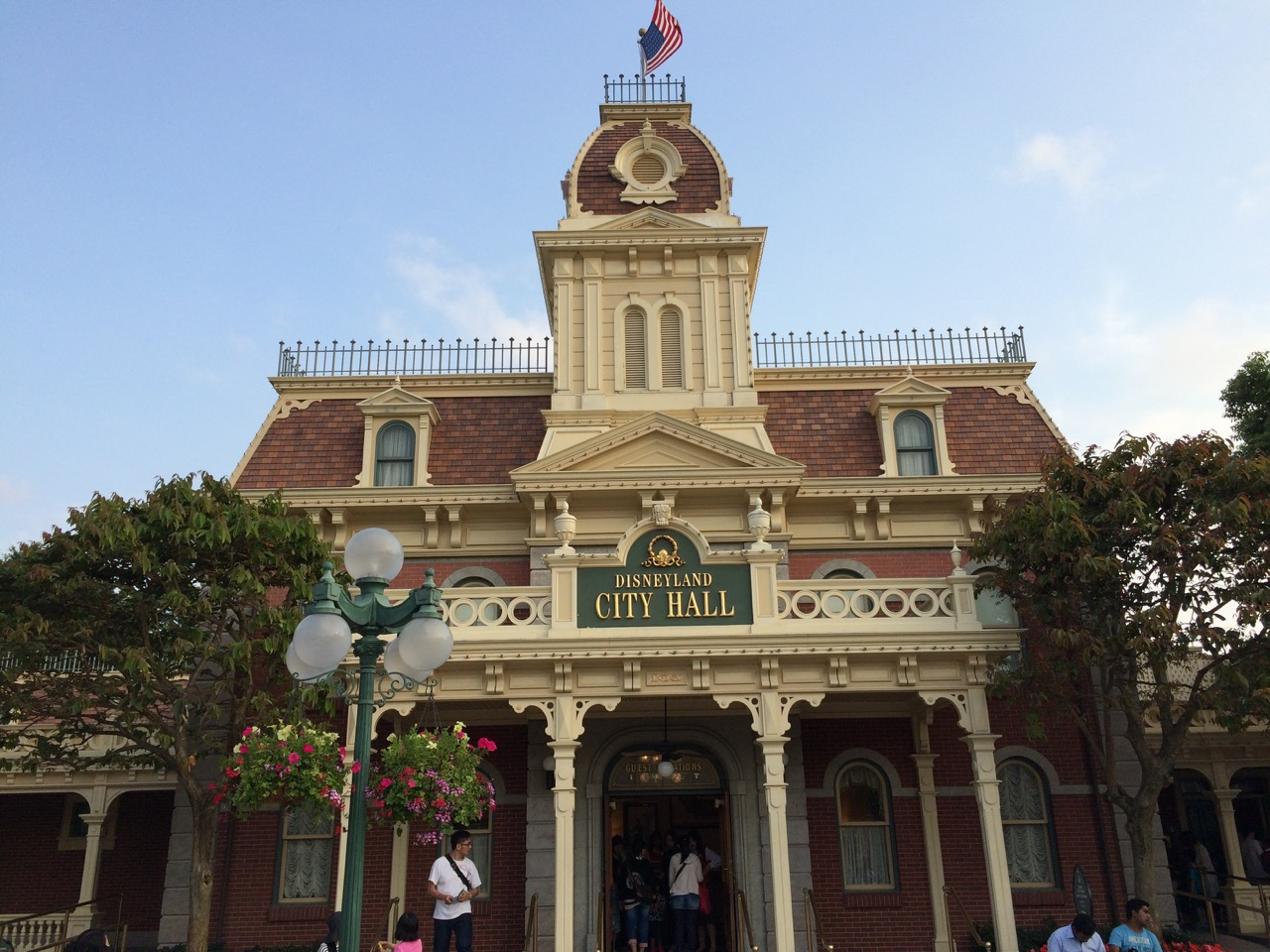 Who at City Hall at Hong Kong Disneyland is really determining the park's future? Photo by J. Jeff Kober.