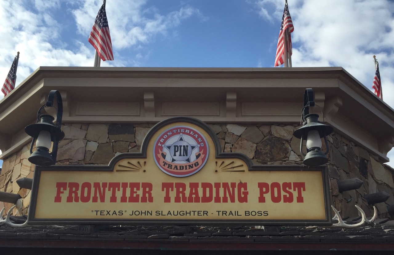 """The Frontier trading Post includes the name of """"Texas"""" John Slaughter, once sheriff of Cochise County in Arizona. Photo by J. Jeff Kober."""