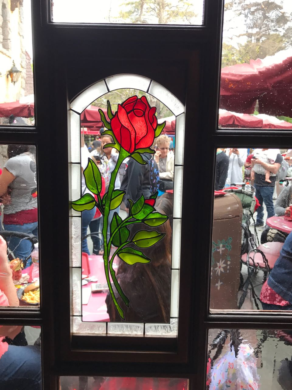 Red Rose Tavern at Disneyland